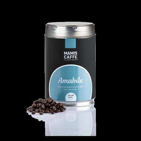 Beste Espressobohnen Amabile von Mamis Caffè