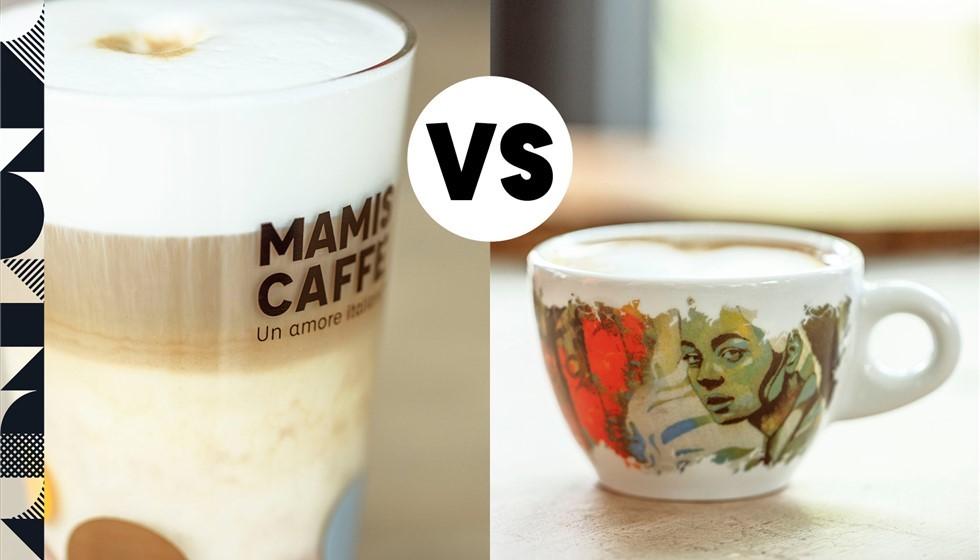 Cappuccino vs. Latte macchiato: Was ist der Unterschied?