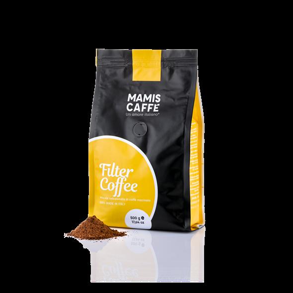 Bester Filterkaffee aus Italien