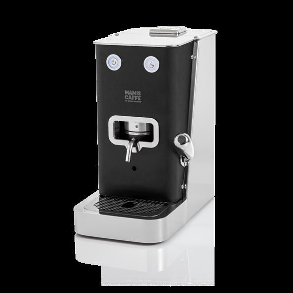 Pod coffee machine Black/Inox