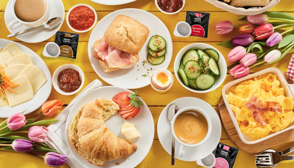 Osterbrunch: Leckere Ideen für das Osterfrühstück