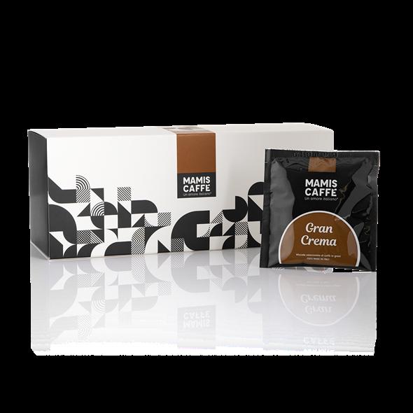 Pads für italienischen Kaffee Crema